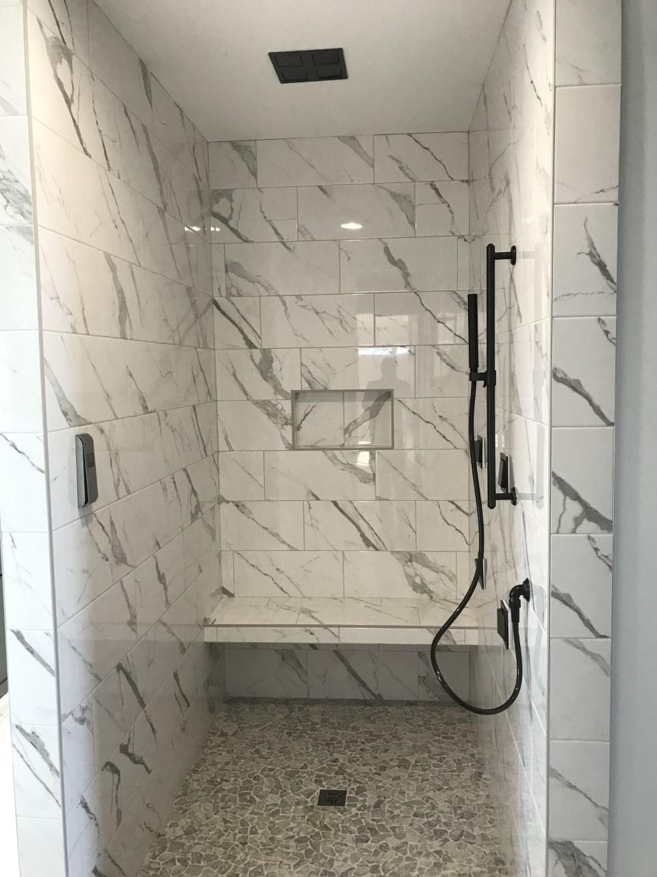 nantz shower